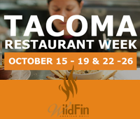 Tacoma Restaurant Week - WildFin American Grill