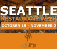 Seattle Restaurant Week - WildFin American Grill